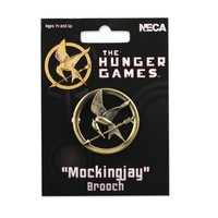The Hunger Games Mockingjay Brooch Pin