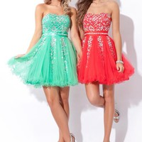 Party Time Dress 6462 Prom Dress - PromDressShop.com