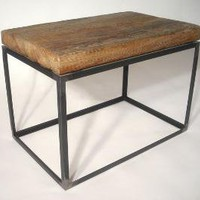 Reclaimed Amish Threshing Board Table by bDagitzFurniture on Etsy