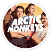 Arctic Monkeys Band Logo 2