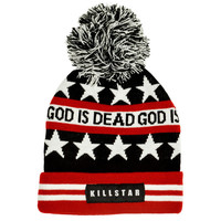 God Pom Pom Beanie | KILLSTAR
