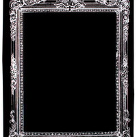 EZ-STICK DECOR BLACKBOARD - RECTANGLE