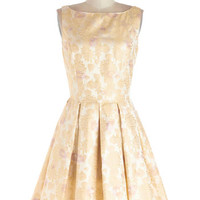 BB Dakota Classic Stunner Dress in Floral | Mod Retro Vintage Dresses | ModCloth.com
