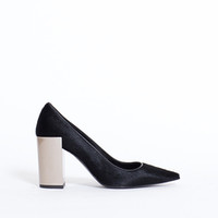 Totokaelo - Pierre Hardy Calf Hair Pump - $796.00