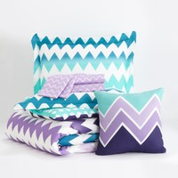 CHEVRON BED IN A BAG