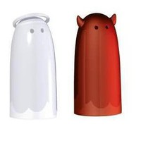 Koziol Spicies Boys Salt & Pepper Set