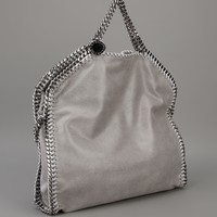 STELLA MCCARTNEY 'Falabella' fold over tote