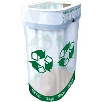 Party Flings® Recycling Pop-Up Trash Bin- Party City