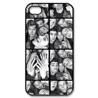 DiyCaseStore Custom One Direction iPhone 4 4S Best Durable Cover Case Gift Idea
