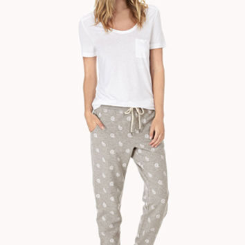 Paisley PJ Sweatpants