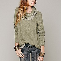 Womens Cocoon Pullover