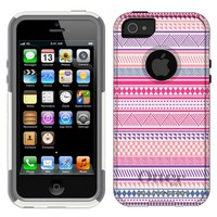 Otterbox Commuter Series Aztec Andes Vintage Tribal Pattern Hybrid Case for iPhone 5 & 5s
