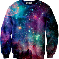 ☮♡ Into The Galaxy Sweater ✞☆
