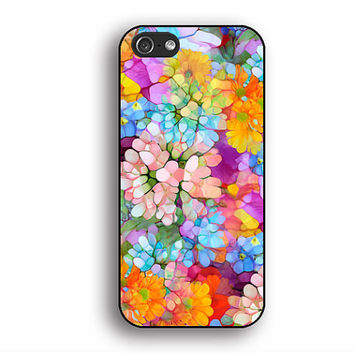 Floral printing iphone 4 cases, iphone 4s cases, iphone 5c cases,iphone 5 cases,iphone 5s cases,iphone cases 5s christmas gifts 057