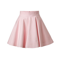 Valentino R.E.D. - Stretch Cotton Circle Skirt