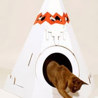 The Purr-fect Place Pet House | Mod Retro Vintage Pet Accessories | ModCloth.com