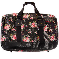 Rosy View Flight Bag - PLASTICLAND