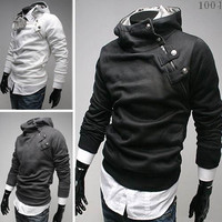 NWT Mens Slim Sexy Top Designed Hoody Jacket M L XL XXL - eBay (item 280628235216 end time  Mar-12-11 06:42:35 PST)
