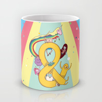 Adventuresands Mug by Daniel Mackey