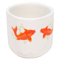New Products - AFG - Koi Fish Tea Cup 2.25"