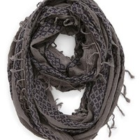Junior Women's BP. Knit Infinity Scarf