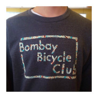 Bombay Bicycle Club Crewneck Sweatshirt - Made to Order