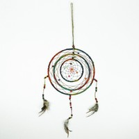 Hemp Dream Catcher Mobile