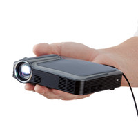 Brookstone Pocket Projector Pro—200 Lumens