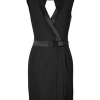 Viktor & Rolf - Sleeveless Tuxedo Dress