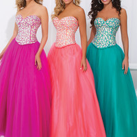 Tony Bowls Formal Gown 114708