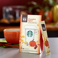 Starbucks Pumpkin Spice VIA® | Starbucks Store US