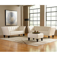 Orso Leather Sofa Living Room Furniture Collection