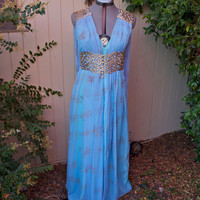 COMMISSION ONLY - Daenerys Qarth Dress - Season 2 Game of Thrones