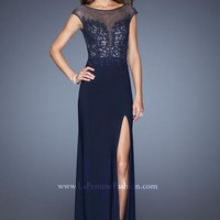 La Femme 20213 at Prom Dress Shop