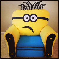 Minion Kid Chair