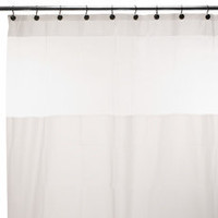 "Hitchcock 72"" W x 84"" L EVA Shower Curtain - Bed Bath & Beyond"