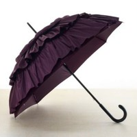 Ruffle Umbrella by Selima at Cambria Cove