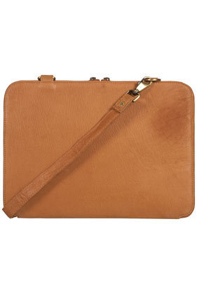 Leather Laptop Case - Bags  Purses  - Accessories  - Topshop