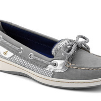 Women's Sporty Mesh Angelfish Boat Shoe