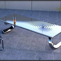 Rowland?s Ripple Tables - The Awesomer
