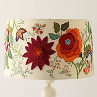 Needlework Garden Shade