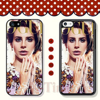 Lana Del Rey, iPhone 5 case iPhone 5c case iPhone 5s case iPhone 4 case iPhone 4s case, Samsung Galaxy S3 \S4 Case, Phone case --X51001