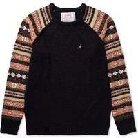 Black Tompkins Sweater