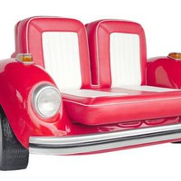 Sofa VW Beetle - Furniture Design