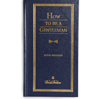Brooks Brothers - How to be a Gentleman by John Bridges Hardcover Book | MR PORTER