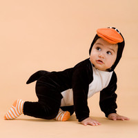 Halloween Handmade Penguin Baby Costume, Toddler Costume, Kids Costume