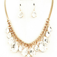 Shower Me with Jewels Necklace