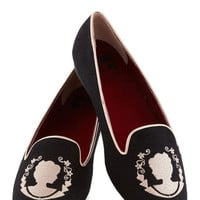 The Perfect Stitch Flat in Cameo