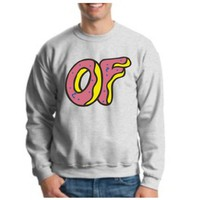 OFWGKTA-Tyler the Creator CREWNECK Odd Future OF Earl Wolf Gang Crewneck Sweatshirt