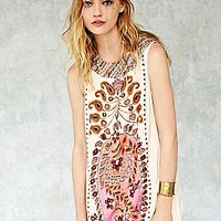 Free People Womens FP New Romantics Gujakat Goddess Dress -